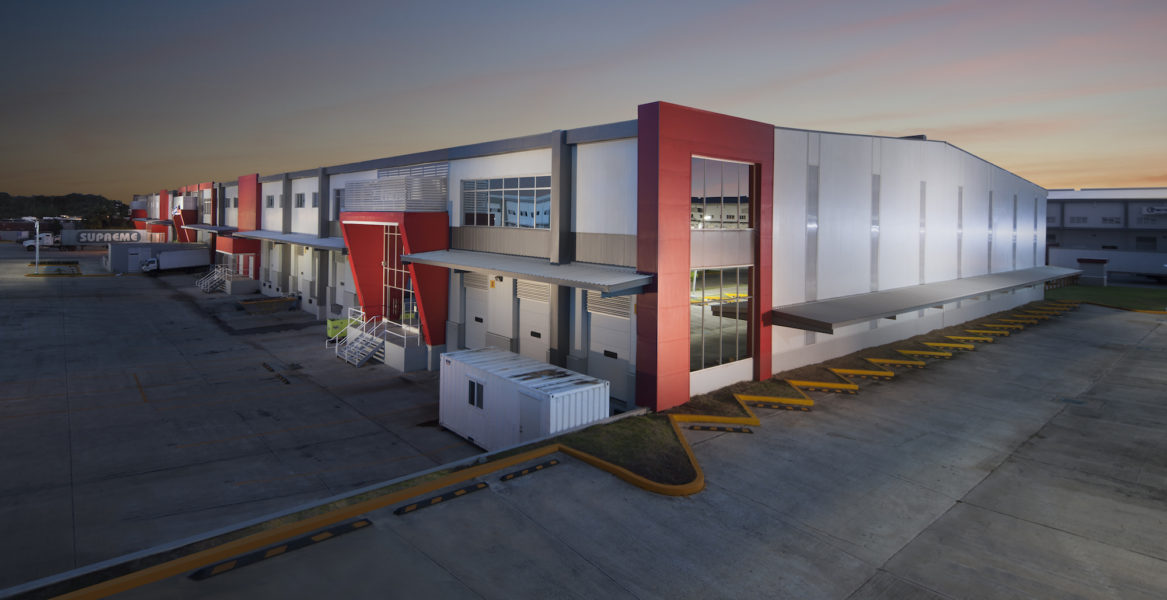 What is a Flex Warehouse Space?