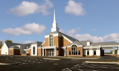 STEEL BUILDING KITS FOR COMMUNITY BUILDINGS INCLUDING CHURCHES, GYMS, BASKETBALL CANOPIES, STADIUMS & MORE