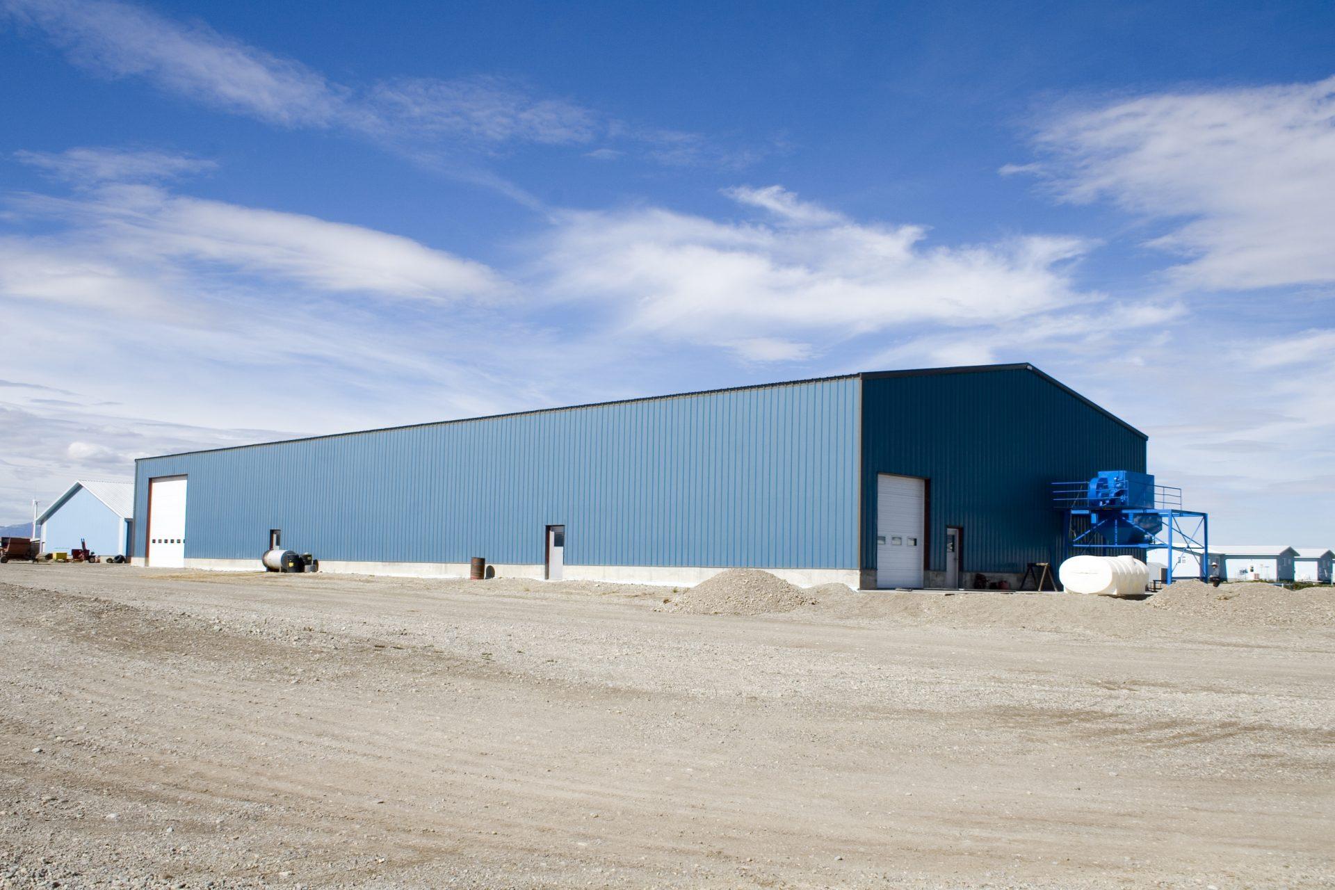 Blue Ridge Colony Warehouse, Alberta Canada: 25557 ...