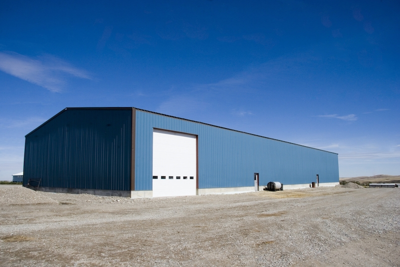 Blue Ridge Colony Warehouse, Alberta Canada: 25557