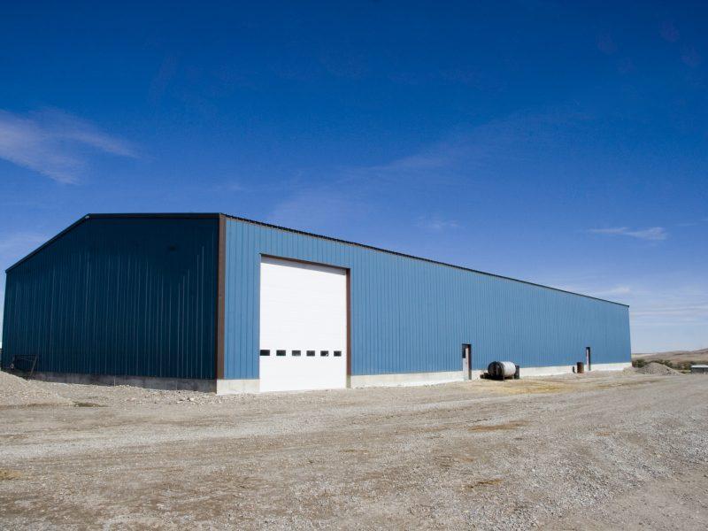 Blue Ridge Colony Warehouse Alberta Canada 25557