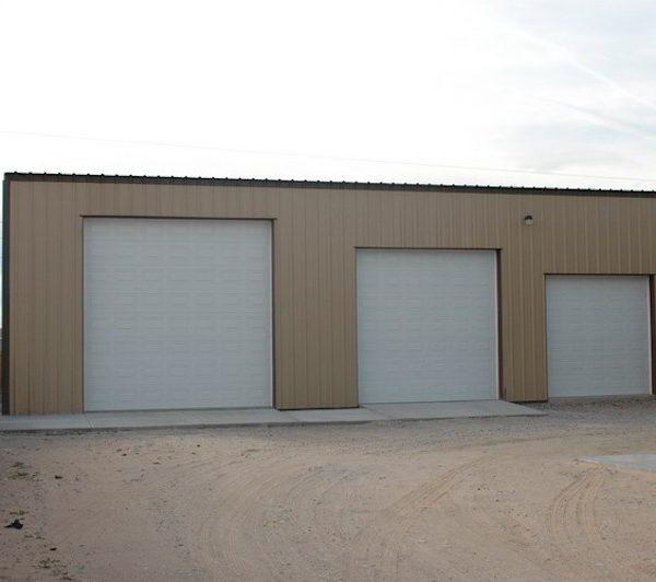 Workshop & Storage