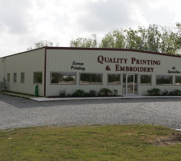 Quality Printing Commercial Warehouse Building: 25043