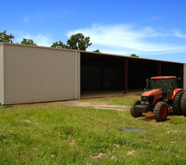 Agricultural Storage Shed