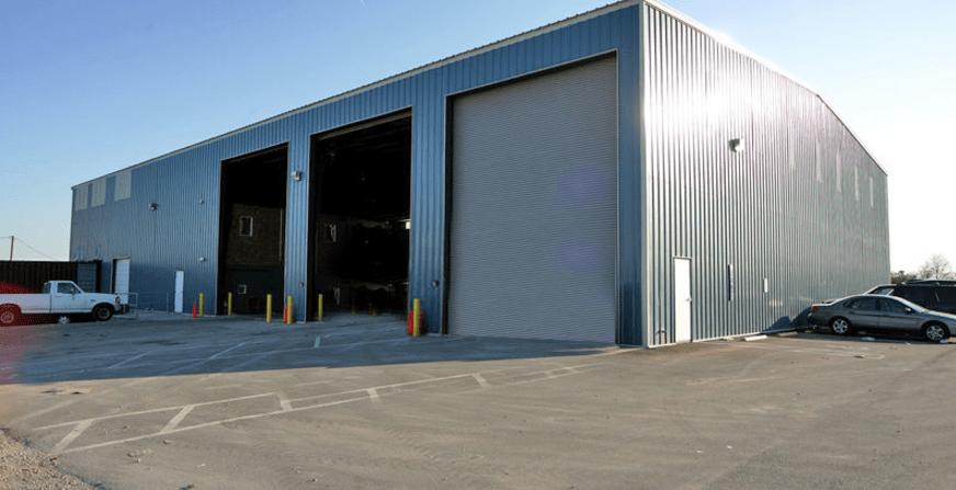 2 Story Metal Buildings