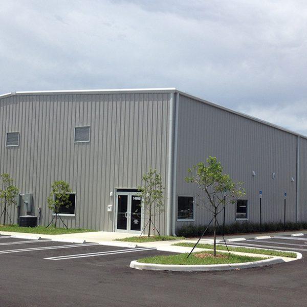 Dance Studio Warehouse
