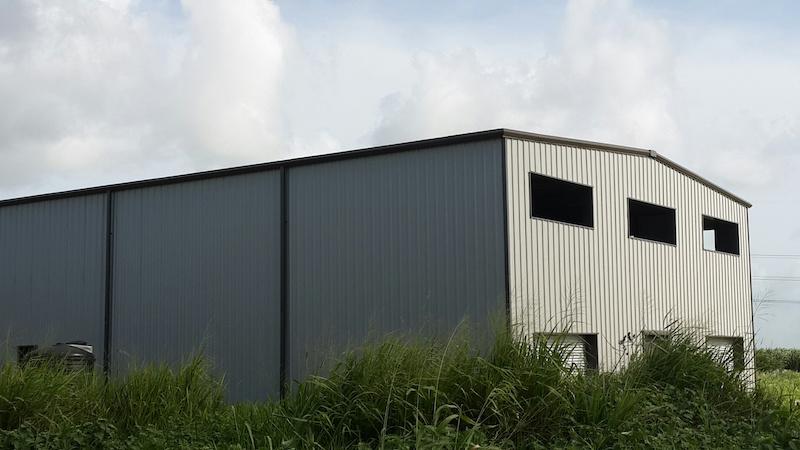 prefabricated multistory steel building warehouse