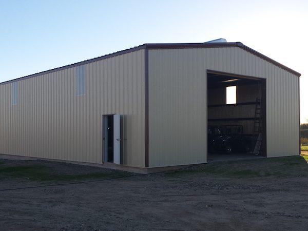 Arizona Steel Storage Building