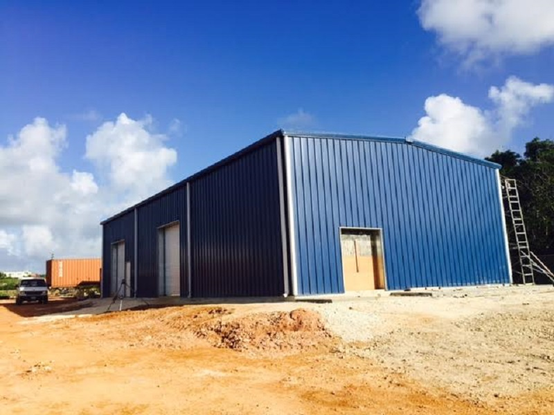 204596-40x80x18-Commercial-Dededo,Guam-Warehouse-Pacific Ocean (1)