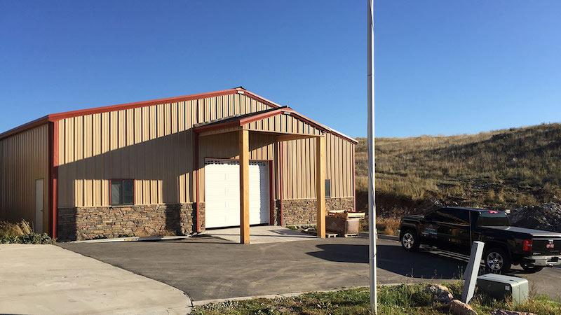 Utah Steel Buildings.