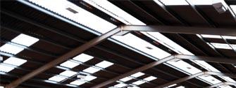 Metal Building Roof Panels - Light Transmitting Panels