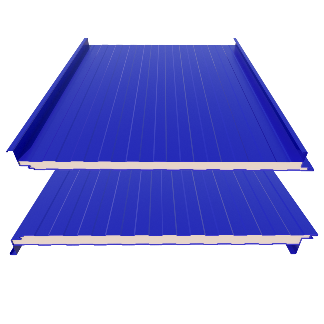 Insulated Metal Panel (IMP) Standing Seam Profile
