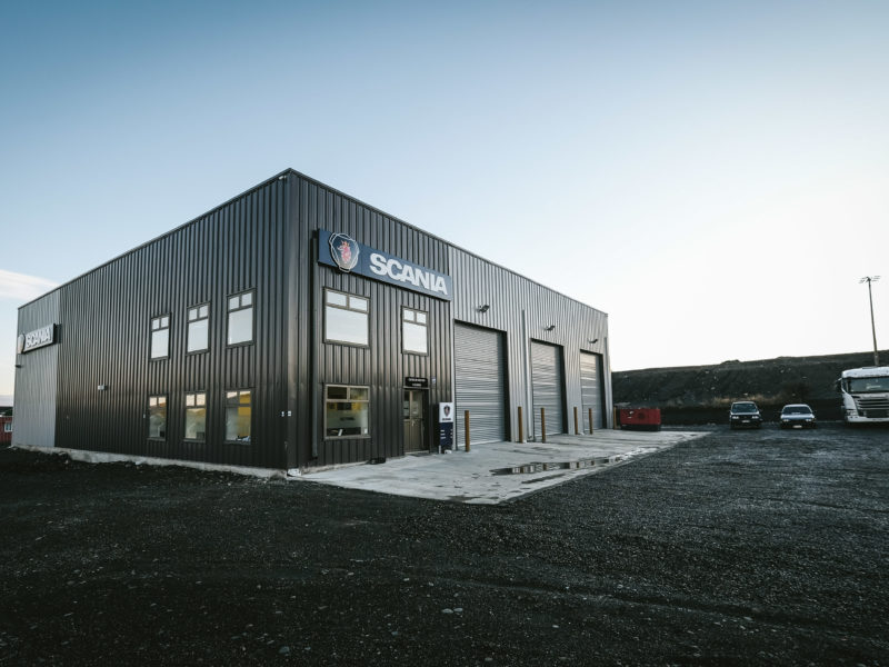 Scania Automotive Workshop: 300397