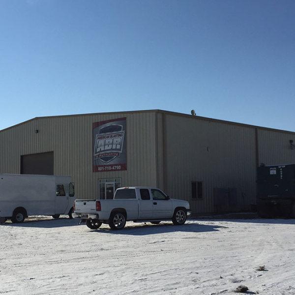 Commercial Utah Steel Building