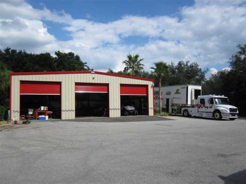 Pickens Racing Automotive Repair Workshop: 127216