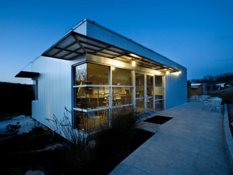 136967-Kukkula-Winery-89x43-Spirits-Tasting Room - Rack House-Brown-PasoRobles-CA-UnitedStates