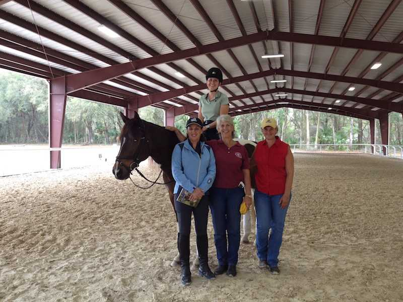 EQUESTRIAN FACILITY CONSTRUCTION: COVERED RIDING ARENAS, STABLES, TRAINING FACILITIES, HORSE BARNS
