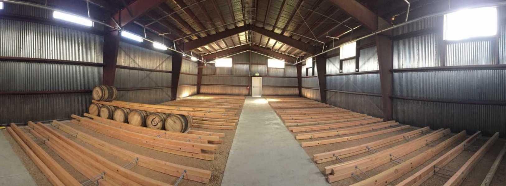 Milagro Winery California Allied Steel Buildings