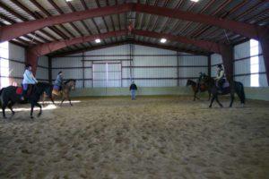 steel indoor riding arena prices