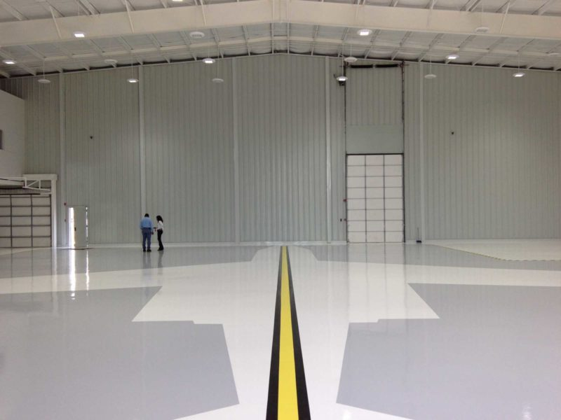 STEEL AIRCRAFT HANGARS FOR THE AVIATION INDUSTRY