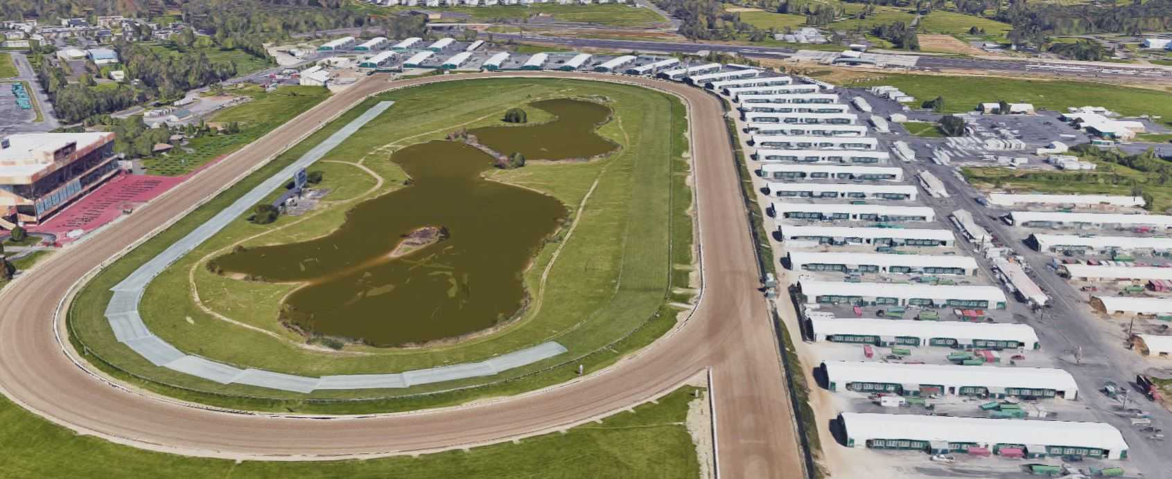 Parx Casino and Racing Stables, PA | Allied Steel Buildings