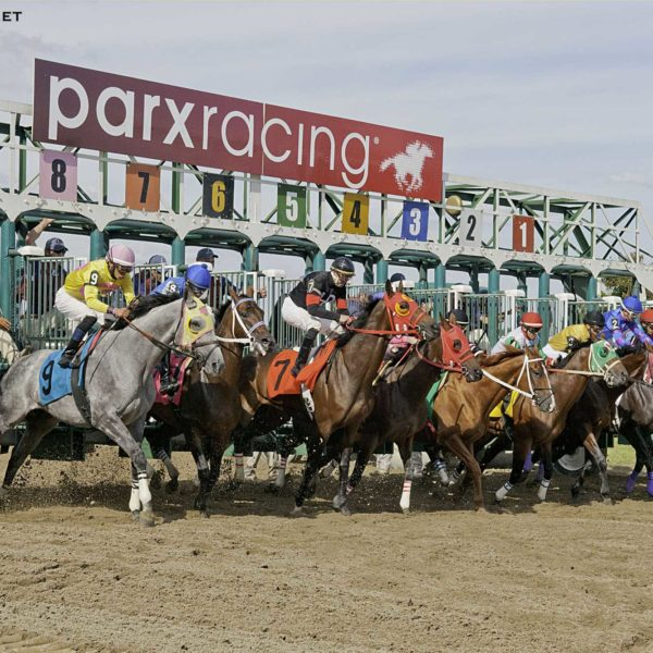 Parx Casino and Racing Stables: 204068