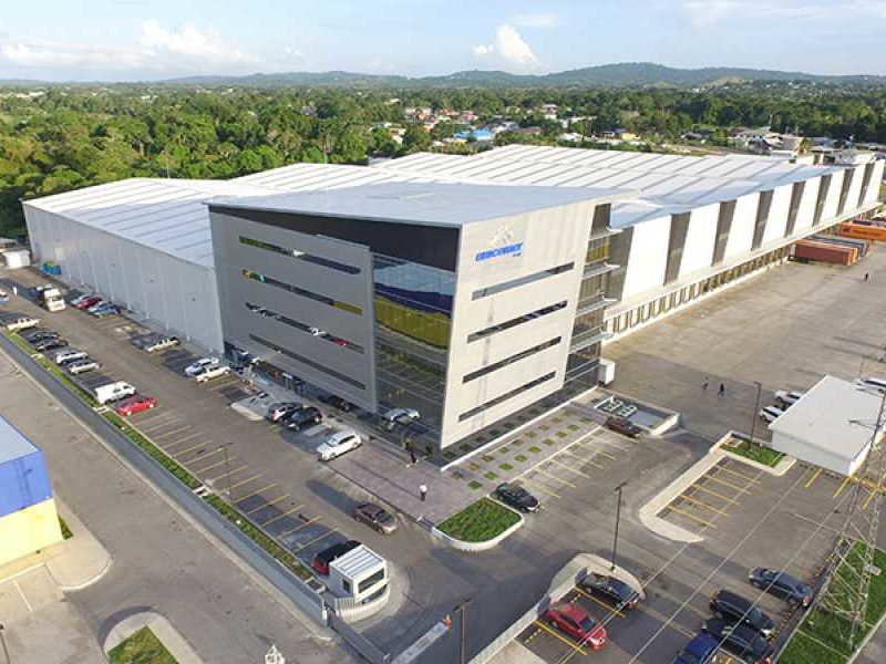 Unicomer Multi-Story Warehousing and Distribution Center: 204859