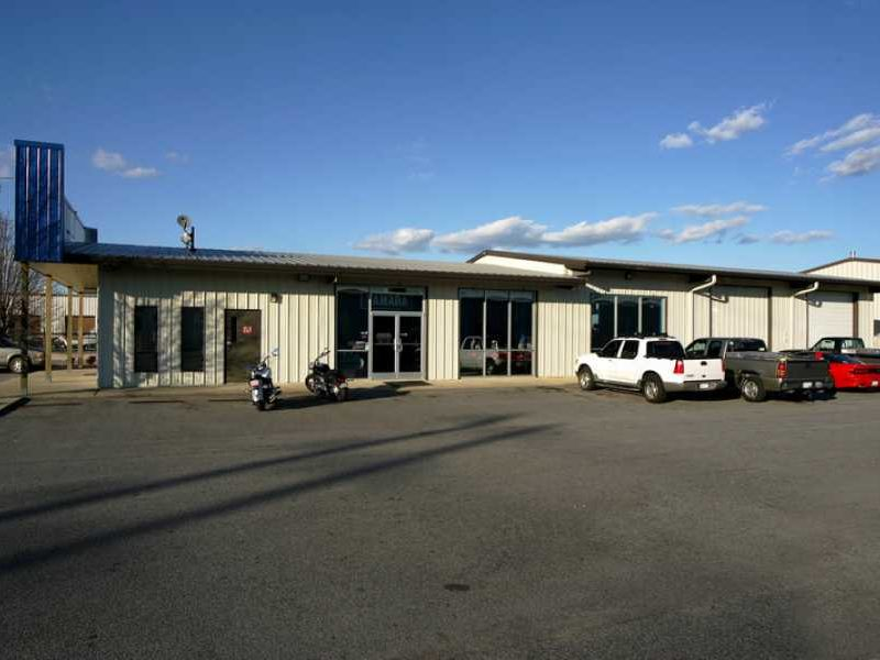25033-Powersports-Of-Greenville-Workshop-And-Warehouse-60x100-Commercial-Gray-Goldsboro-NC-UnitedStates