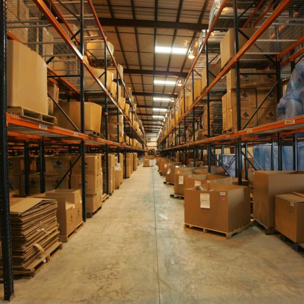 Equity Technologies Warehouse and Distribution Center: 25051