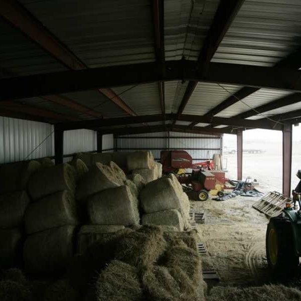 Grain Storage: 25627