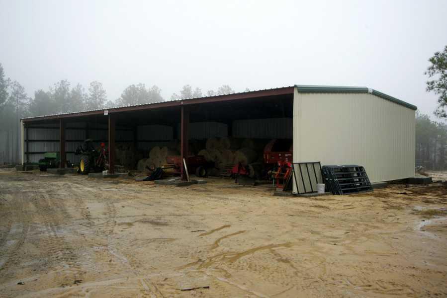 25627-Augusta-Grain-Storage-40x100-Agricultural-Gray-Augusta-GA-UnitedStates-2