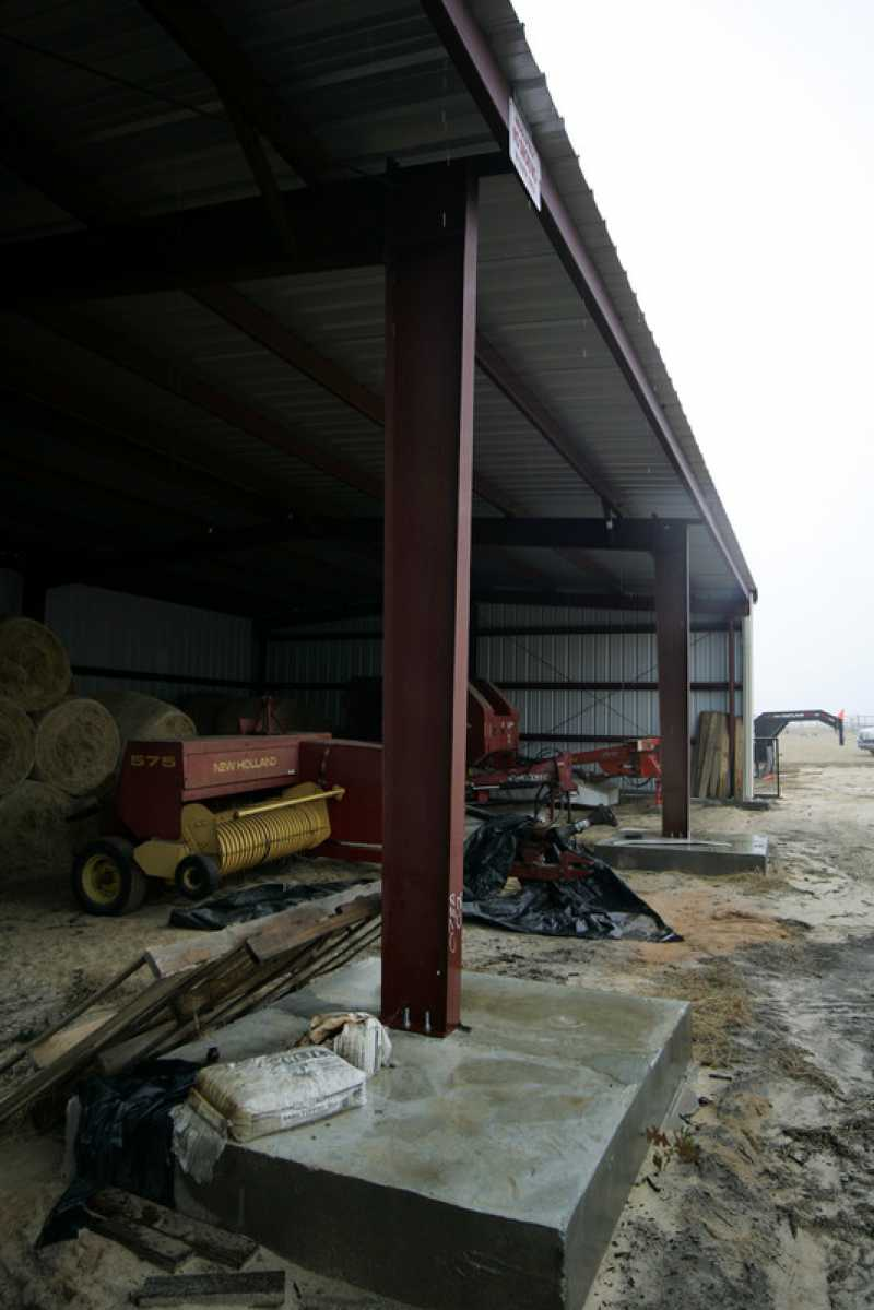Grain Storage  Georgia
