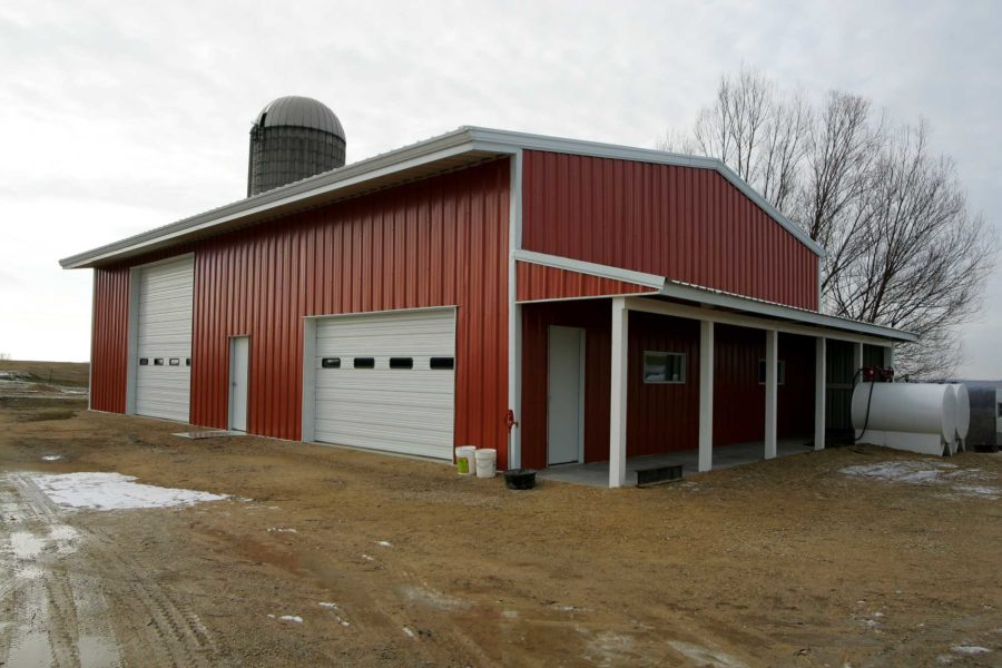 25663-Red-Barn-40x60-Agricultural-Red-Blanchardville-WI-UnitedStates-1