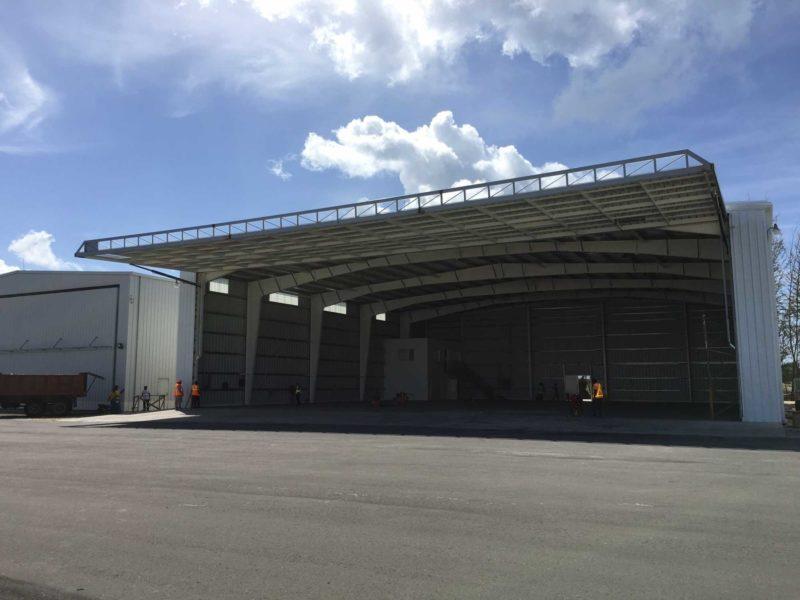 300588-Kingston-Airport-Aircraft-Hangar-110x120-Aviation-White-Kingston-Jamaica-Jamaica-1