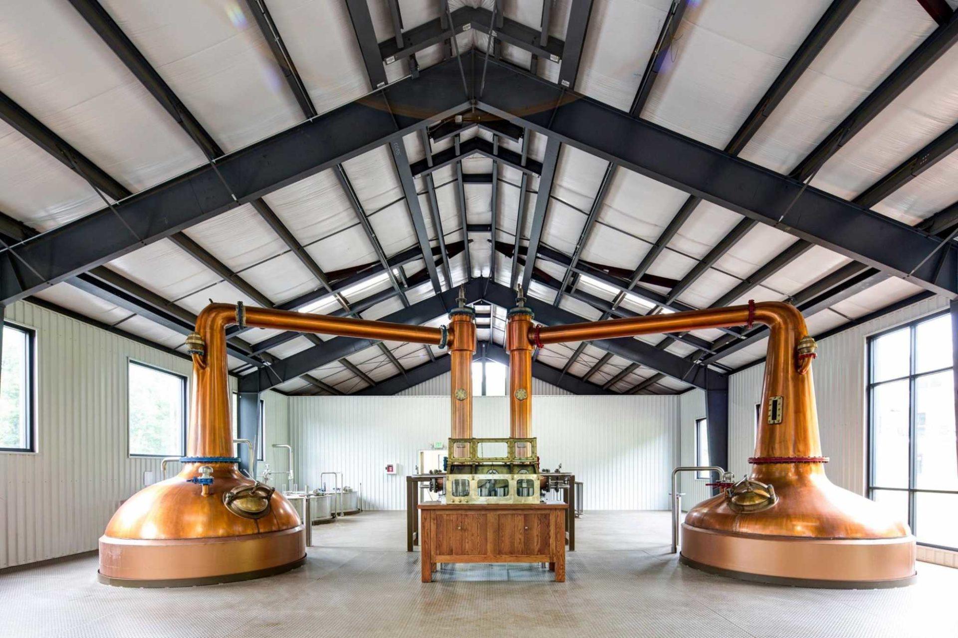 Virginia Distillery 301089 Allied Steel Buildings