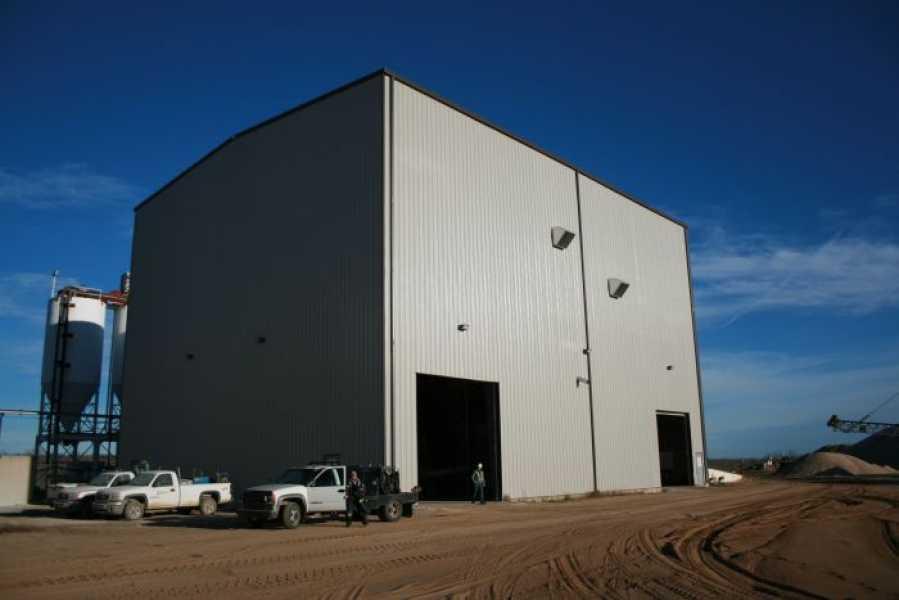 Sill Industrial Batch Plant: 91154