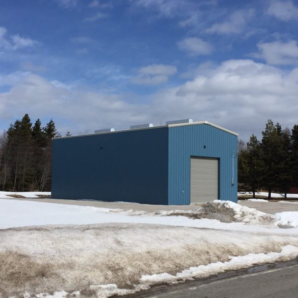 Deer Lake Regional Airport, Cold Storage : 201355
