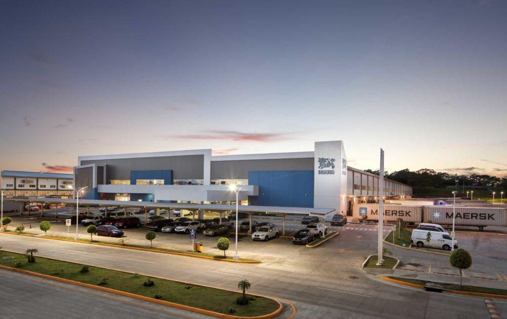Nestle Distribution Warehouse