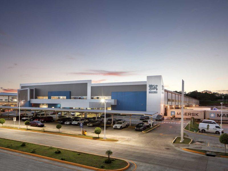 Nestle Distribution Center, Panama : 202408
