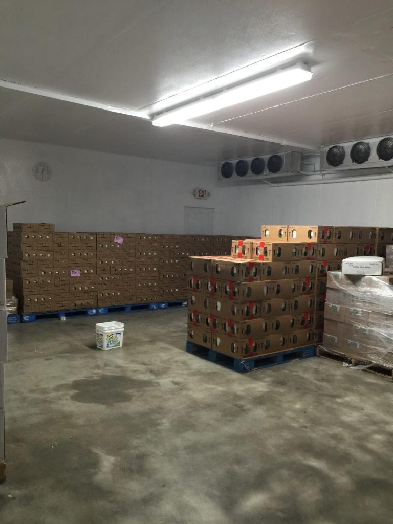 202797 _ 30x136 - Cold Storage - Tan - Ruben Travieso - Florida USA & Allied Cold Storage