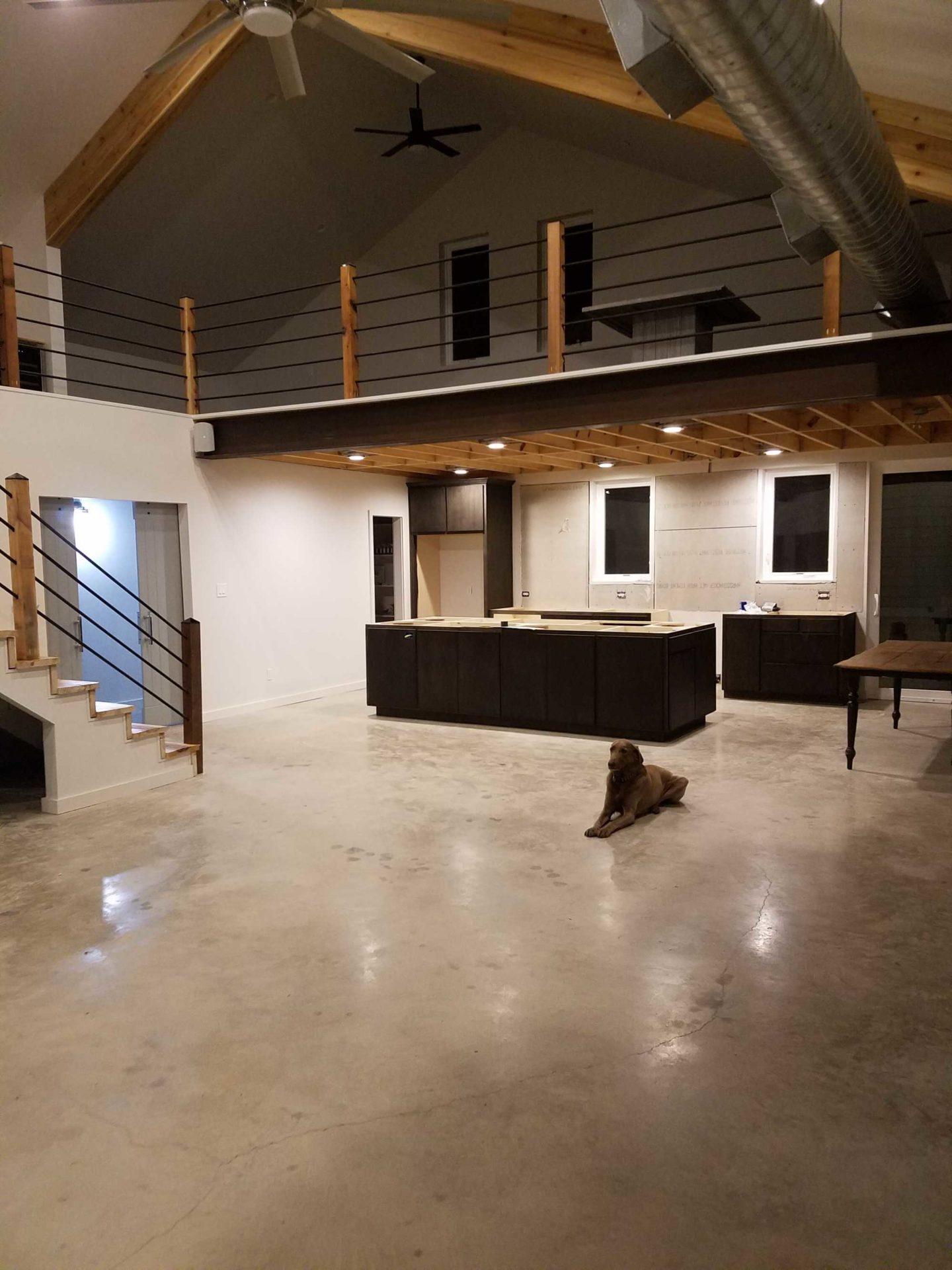 Prefab Steel Home Tx Living Quarters Allied Steel Buildings