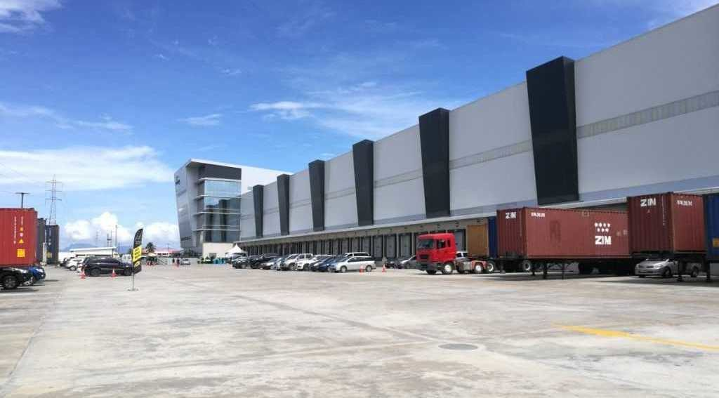 Industrial Gray Freeport undefined Trinidad