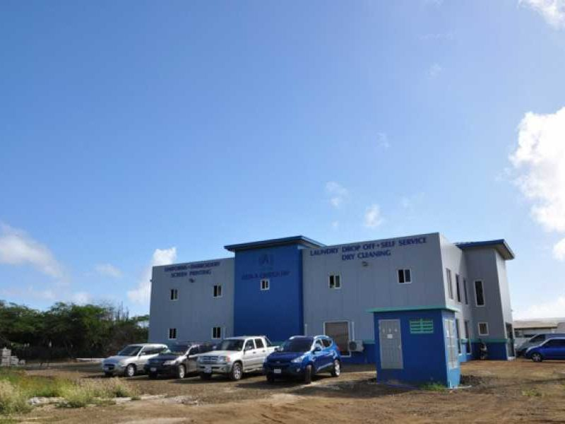 201648-Alpha-Omega-MultiStory-Commercial-Dry-Cleaning-Office-Building-75x80-Commercial-Blue-Oranjestad-Bonaire-Bonaire