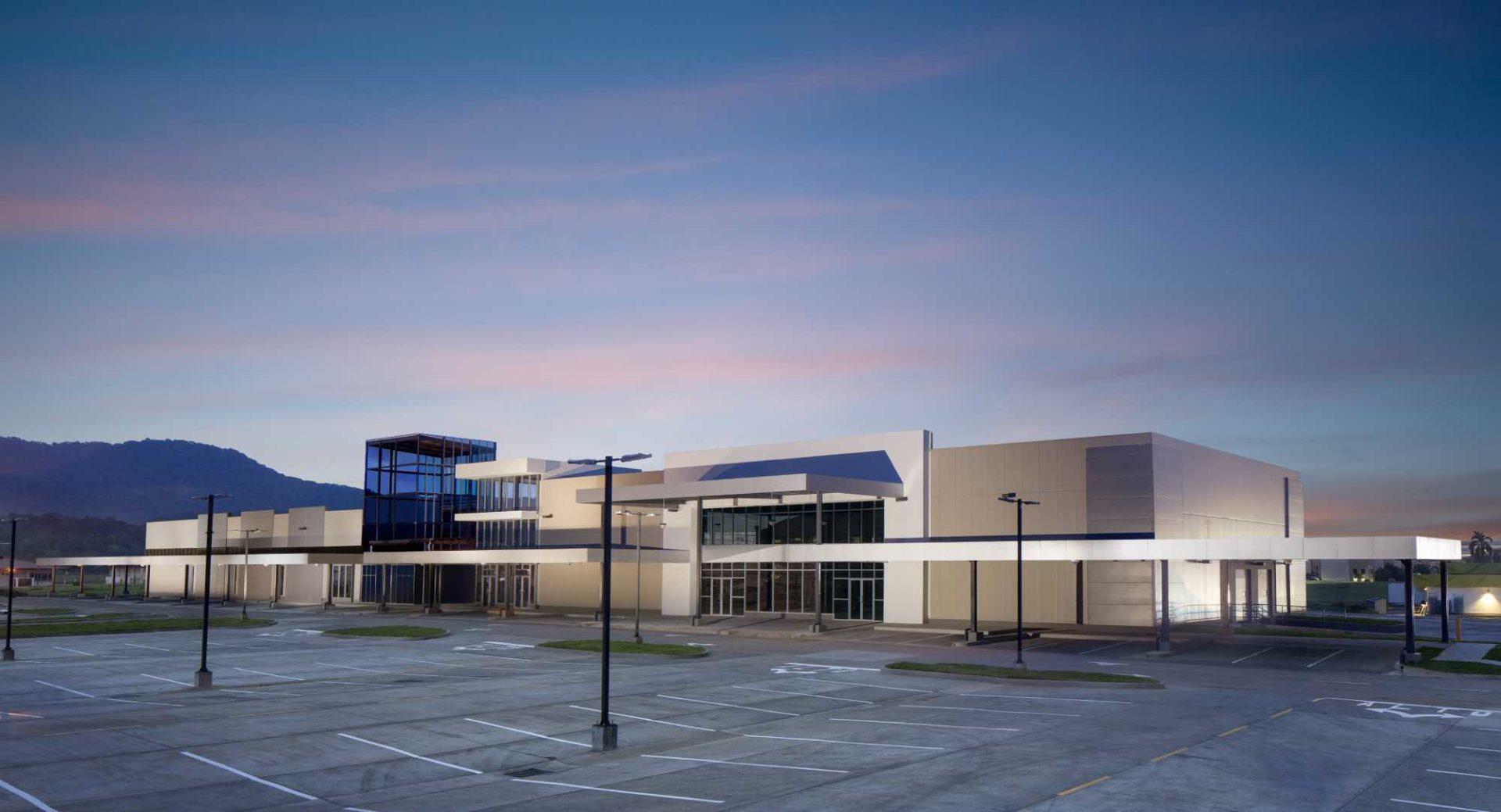 Novey Supermarket Allied Steel Buildings