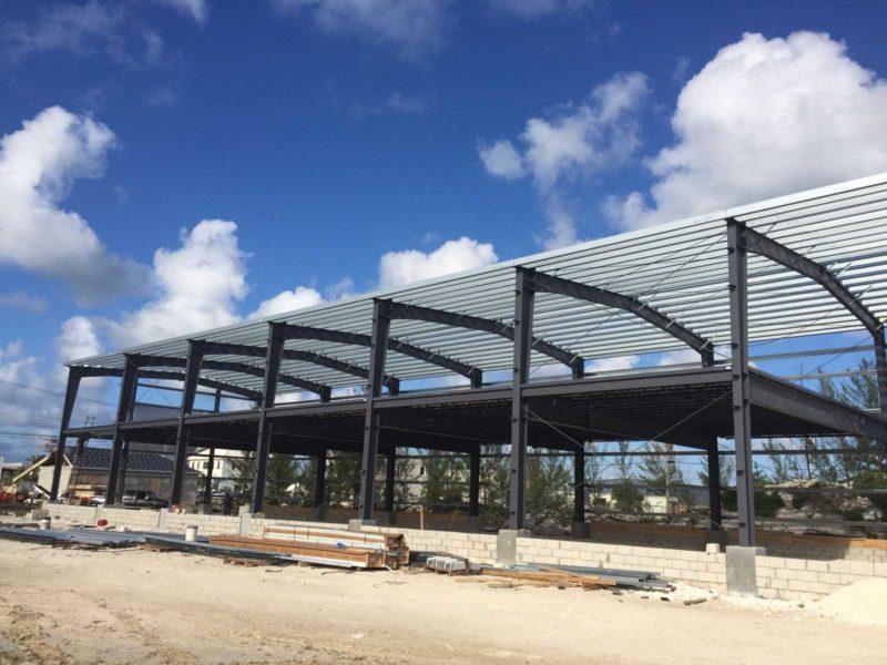 204865-Bottling-Facility-55x160-Manufacturing-Blue-Nassau-Bahamas-Bahamas