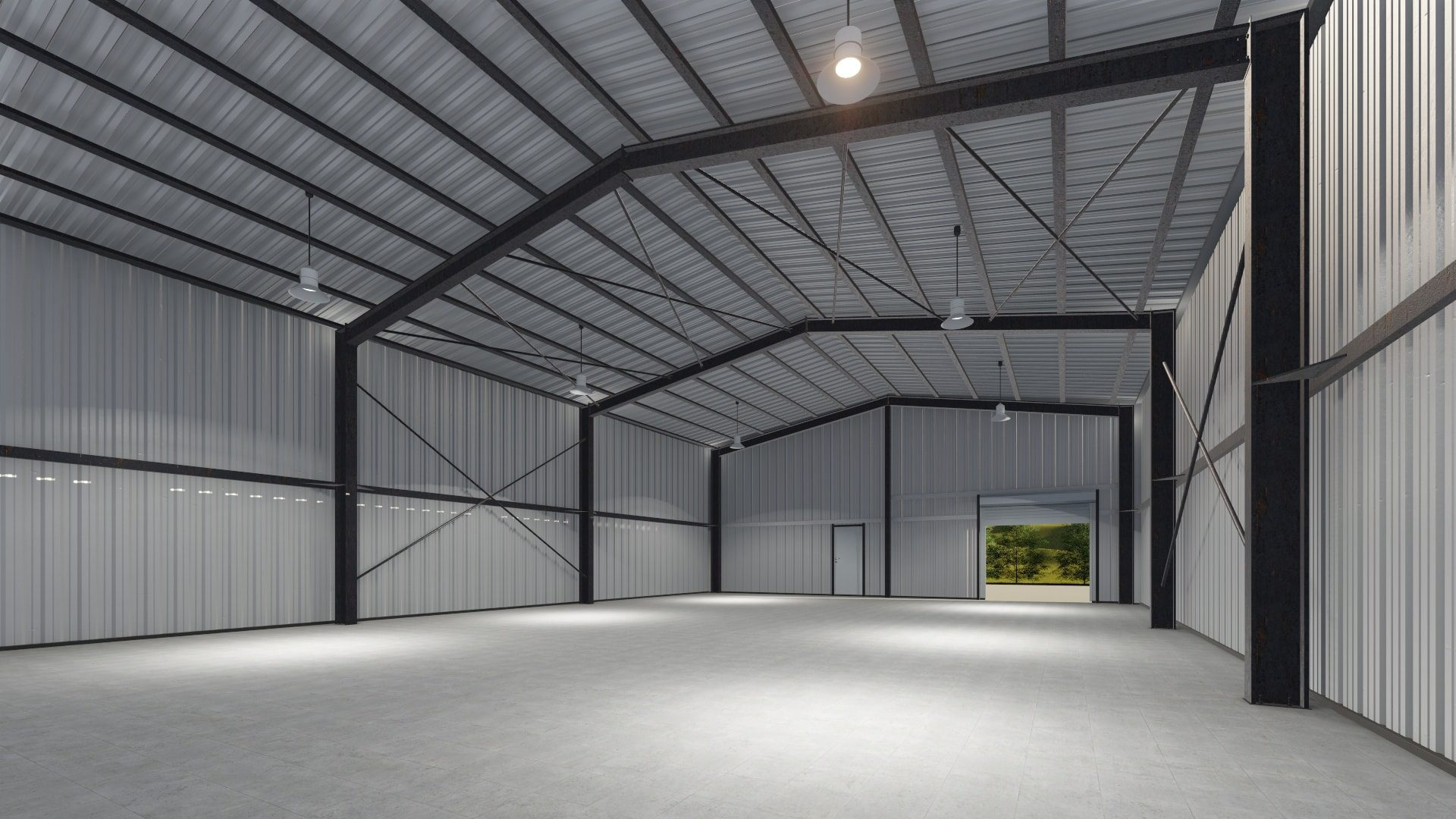 Steel Buildings - The Basics | Allied Steel Buildings |