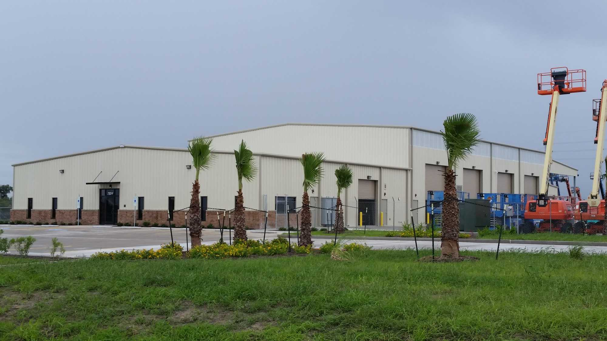 Commercial Warehouse Construction Cost
