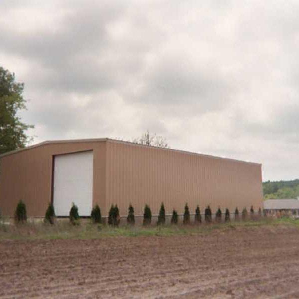 Antique Automobiles & Tractors Storage Building : 24728