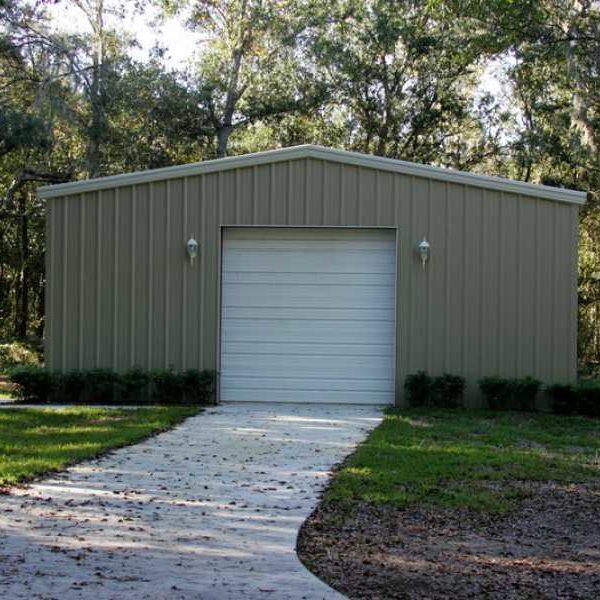 Florida Steel Buildings, Commercial Metal Buildings, Arenas