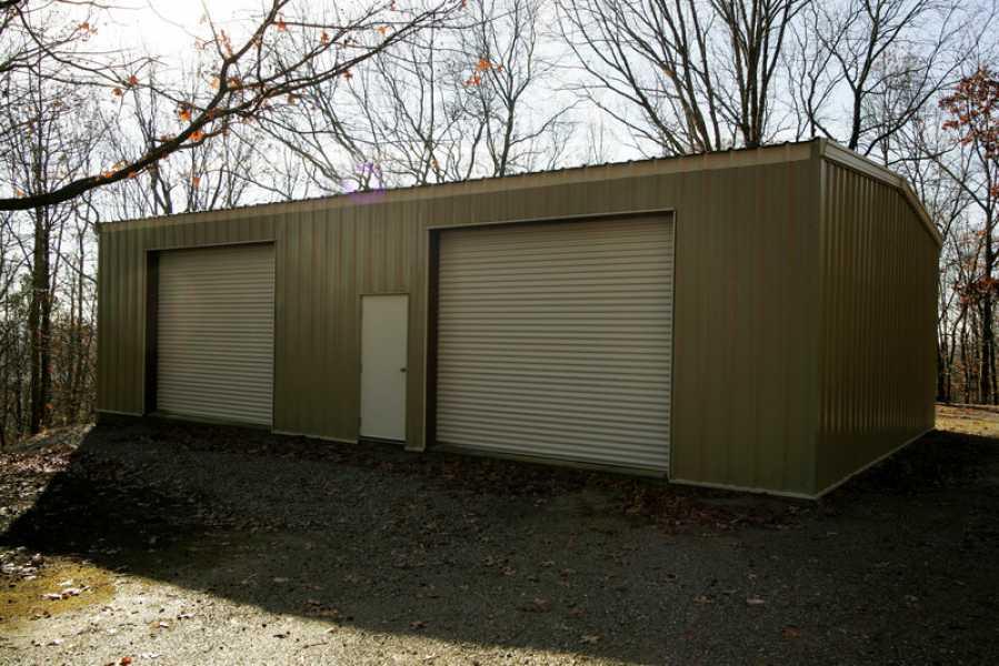Residential Steel Building Workshop  24904